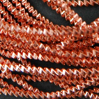 Copper purls