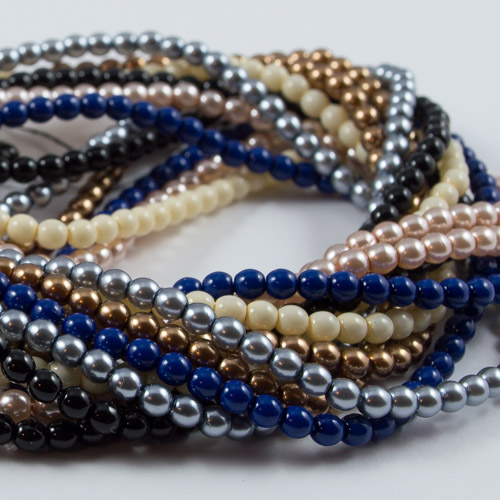 round bead by strand