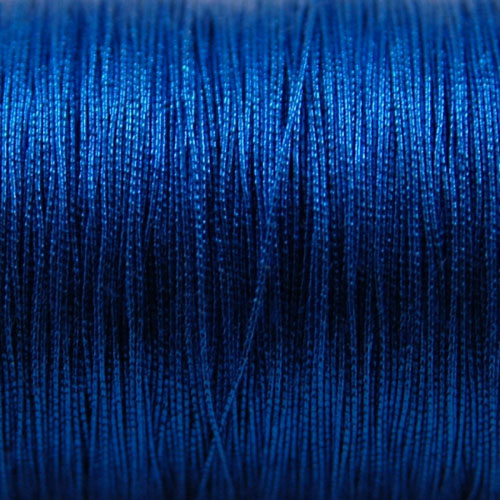 Imitation japanese thread 0,15mm royal blue #5