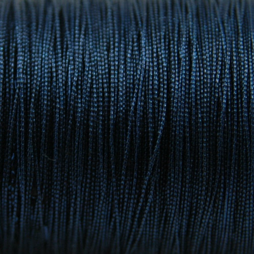 Imitation japanese thread 0,15mm dark navy #5