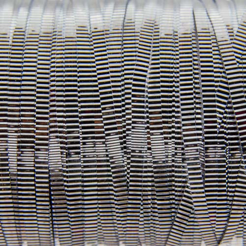 A145. Silver lined plate 2mm (3 meters)