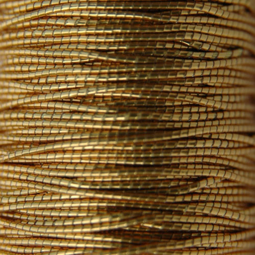 Imitation japanese thread 0,75mm gold T69
