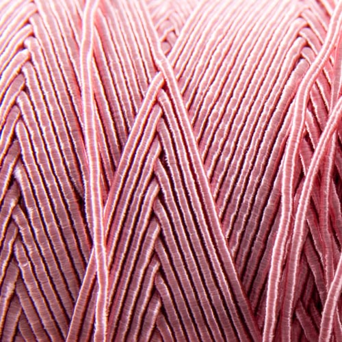 Rose viscose gimp (5 metres)